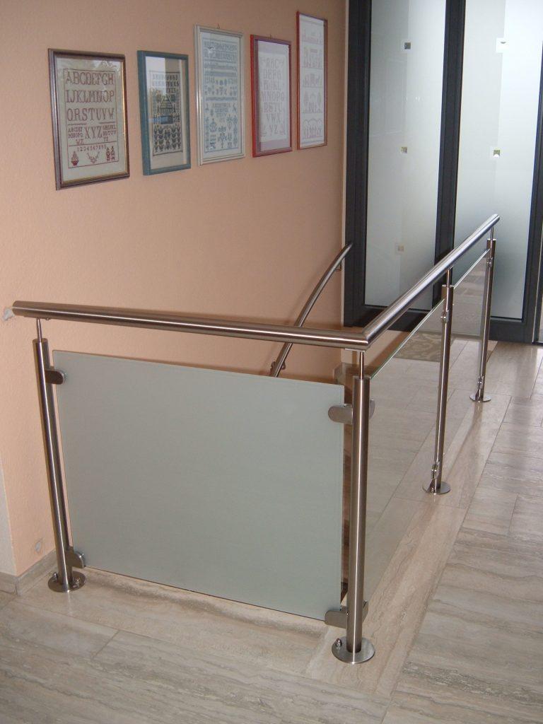 Gelander Glas Metallbau Thiel