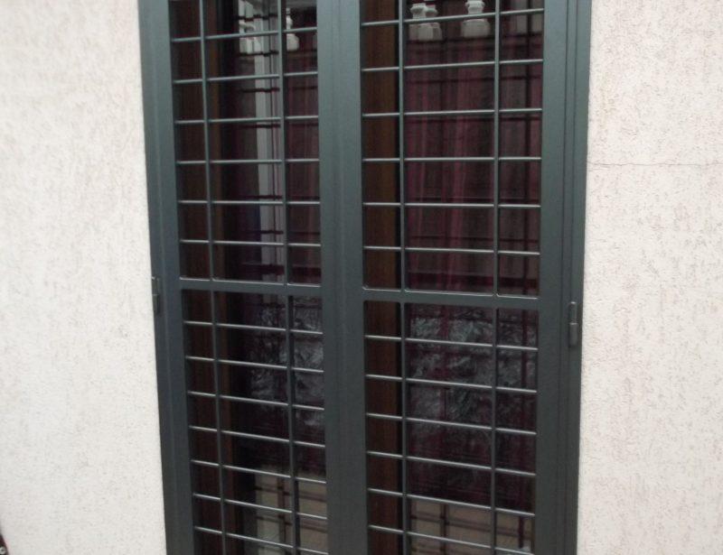 Metallbau thiel metallbau - Fenstergitter edelstahl einbruchschutz ...