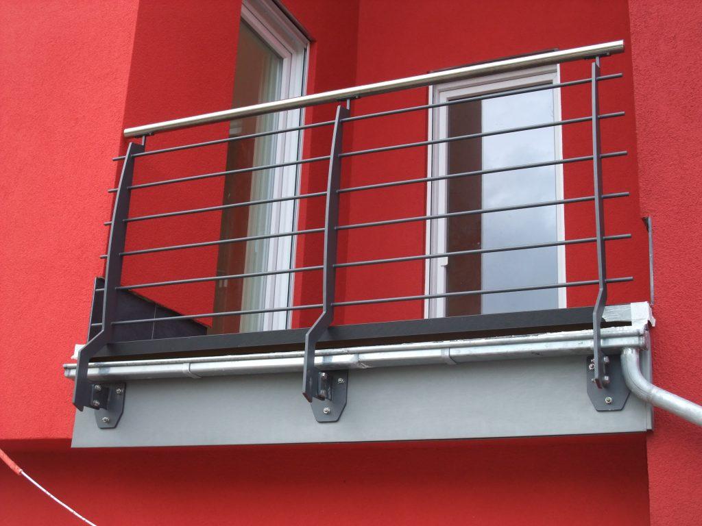Moderne Fenstergitter Metallbau Thiel
